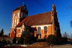 Kościół pw. Św. Krzyża i Św. Wawrzyńca w Krekolach