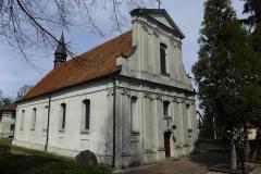 Kościół pw. Podwyższenia Krzyża Świętego w Lidzbarku Warmińskim