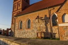 Kraszewo, kościół św. Elżbiety