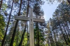 Krzyż w Wójtowie
