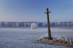 Krzyż koło Braswałdu