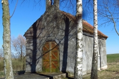 Lądek - Kaplica z XIX w. na wsch.