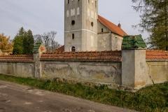 Lamkowo, kościół św. Mikołaja i św. Augusta