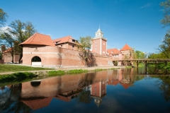 Lidzbark Warmiński - Pałac Biskupów Warmińskich