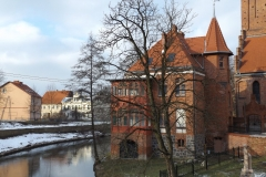 Lidzbark Warmiński, Plac Kościelny