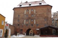 Lidzbark Warmiński, Wysoka Brama
