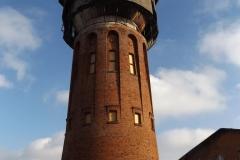Lidzbark Warmiński, wieża ciśnień