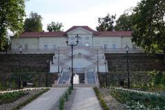 Lidzbark Warmiński. Oranżeria biskupa Ignacego Krasickiego (po remoncie)