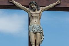 Lidzbark Warmiński, krzyż