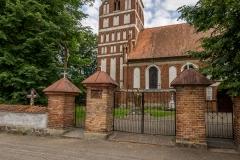 Lubomino, kościół św. Katarzyny