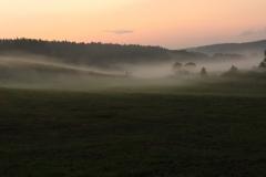 Mgły koło Gietrzwałdu, kier. pn-zach.