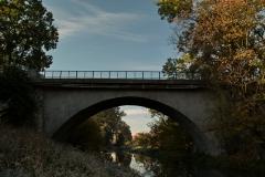 Most drogowy w Ornecie -ul. Mostowa