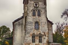 Nerwiki - pałac z 1864 r.