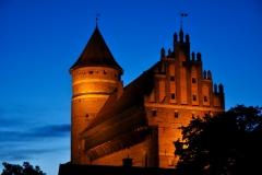 Olsztyn, zamek Kapituły Warmińskiej