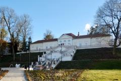 Oranżeria Kultury w Lidzbarku Warmińskim - dawny pałacyk biskupów warmińskich