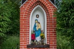 Orneta, kapliczka