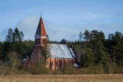 Orzechowo - Kościół p.w. Jana Chrzciciela
