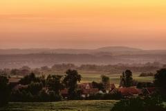 Panorama z Gołogóry - kier. poł.