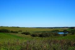 Polne oczko wodne, wieś Klejdyty, pow. lidzbarski, kierunek południowy