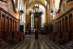 Prezbiterium Katedry Fromborskiej