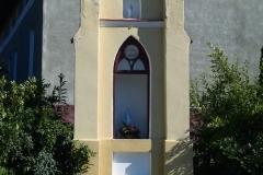 Przydrożna kapliczka, wieś Kochanówka