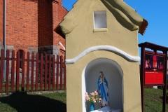 Przydrożna kapliczka, wies Kochanówka