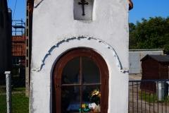 Przydrożna kapliczka, wieś Lubomino