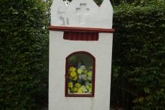 Przydrożna kapliczka, wieś Tuławki