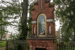 Różynka, kapliczka