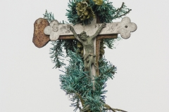Różynka, krzyż