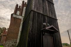 Radostowo, kościół św. Jerzego