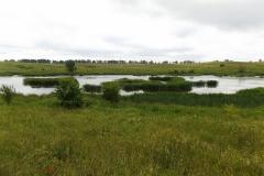 Rozlewisko koło wsi Sząbruk