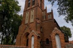 Sętal, kościół św. Mikołaja