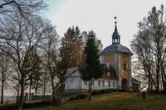 Smolajny - letnia rezydencja biskupów warmińskich