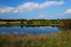Staw. Wieś Pieszkowo, gm. Górowo Iławeckie, pow. bartoszycki