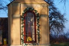 Stoczek Klasztorny. Kapliczka Św. Franciszka