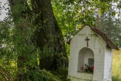 Stryjkowo, kapliczka
