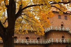 Wieża Kopernika we Fromborku, kierunek północny