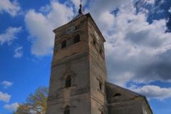 Wielbark, kościół protestancki