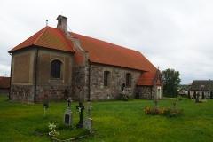 Wieś Jesionowo, Kościół p.w. św. Marcina