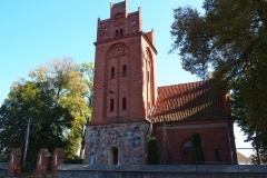Wieś Rogiedle, Kościół p.w. św. Małgorzaty