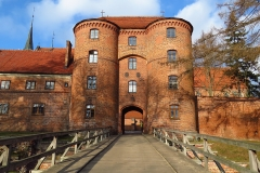 Wzgórze Katedralne we Fromborku - Brama Południowa
