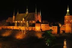 Wzgórze Katedralne we Fromborku, kierunek południowo-wschodni