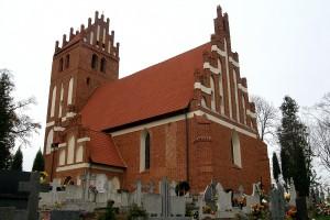 Kościół-Św.-Jana-Chrzciciela-w-Unikowie 54.047115-20.986343