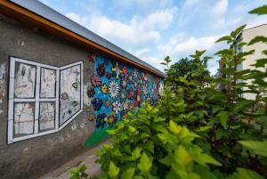 Podwórka z naturyDokumentacja fotograficzna wykonana przez Warmińsko-Mazurskie Stowarzyszenie Fotograficzne BLUR dla Miasta Olsztyn